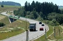 Silnice I/39 Hořice na Šumavě - Černá v Pošumaví 2