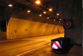 Dálnice D8 - tunel Panenská 2